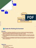 Delmia DPM M1 - Create the Working Environment