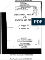 WWII 7th Air Force History