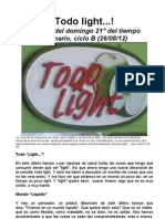 Todo light...!