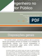 Engenharia no setor público