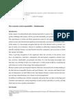 The corporate social responsibility – fundamentals.