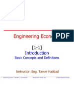 [1-1] General Introduction - Basic Concepts and Definitions