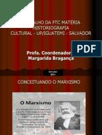 Trabalho Da Ftc Historiografia Marxista Up Iguatemi 2011