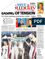 Manila Standard Today - Sunday (September 23, 2012) Issue