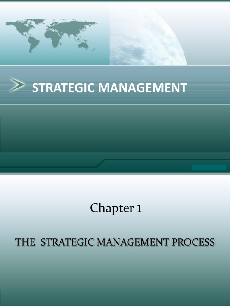 the strategic management process ben Free strategic management papers, essays, and research papers my account search results free essays good essays better essays this process aligns strategic planning with overall organization planning by assessing organizational objectives and strategies.