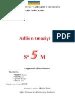 Tamazight Manuel Scolaire Algerie 5 Annee Primaire