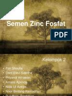 Semen Zync Fosfat Kel.2