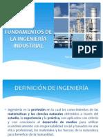 Fundamentos de La Ingenieria Industrial