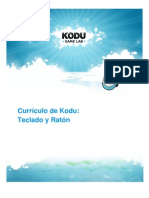 Currículo Kodu - Teclado y Ratón