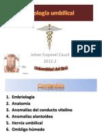 Patologia Umbilical Exposicion Arreglada