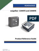 Manual Magellan 2200vs