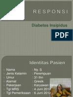 Responsi Diabetes Insipidus