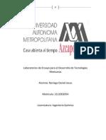 Laboratorios de Ensayo para el Desarrollo de Tecnologías Mexicanas