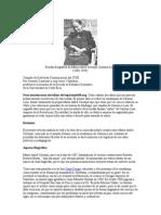 Reseña Biográfica de María Isabel Carvajal