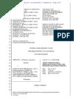 Apple v. Samsung 21 Sept 2012 filing