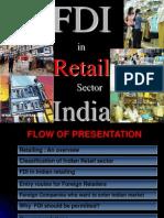 FDI in Retail Marketing