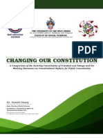 Changing Our Constitution