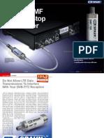 Spaun SMF790 LTE Filter