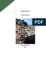 Informe Geologico Chacchaca 2010_SINAI 10