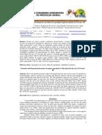 Desempenho econômico-financeiro em clínica de reprodução eqüina localizada em Gravatá - PE