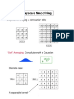 עיבוד תמונה- הרצאות |  Spatial Operations
