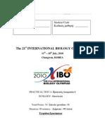IBO 2010 pract part D