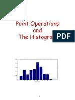 עיבוד תמונה- הרצאות   Point Operations