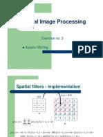 עיבוד תמונה- תרגיל כיתה 3 | spatial filters