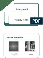 עיבוד תמונה- תרגיל כיתה 5 | 2D DFT, חלק 1
