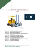 CURSO DE CONTROLO E FISCALIZAÇÃO DE OBRAS - V.draft