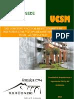 Proyecto de Sede Coneic 2014