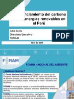 Financiamiento Del Carbono Energias Renovasbles 042011