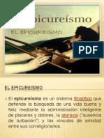 El Epicureismo Expo