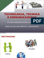 Tecnologia, Tecnica, Rappresentazione