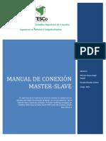 Manual de Conexion Master-Alave mysql