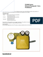 Electro/Pneumatic Valve Positioners (P3300 )