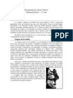Documento de Apoio Teorico Escalada