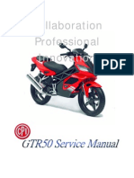 Cpi Gtr50 Service Manual