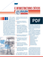 Eulen Seguridad - Protección de Infraestructuras Criticas  - Septiembre 2012