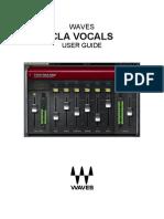 CLA Vocals