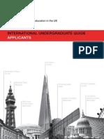 International Applicant Guide
