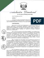 Norma Tecnica METRADOS para Obras de Edificación y Habiitaciones Urbanas-2010