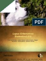 Lupus Eritematoso Sistémico(LES)