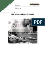 Era de Revoluciones II
