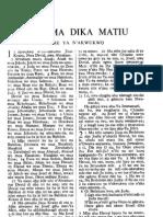Igbo Bible - New Testament