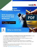 Supravizio OCS Inventory