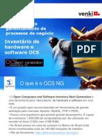 Inventário Hardware e Software com OCS e BPM