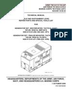 MEP807A TM-9-6115-729-24P
