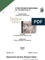 Enrique Yañez