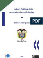 Derecho de La Competencia en Colombia